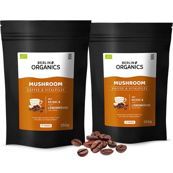 Morning Duo Bio Mushroom Coffee Set