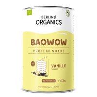Bio Vegan Protein BAOWOW Vanille