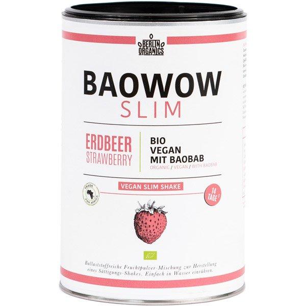 Abnehmshake Slim Baobab Bio Vegan