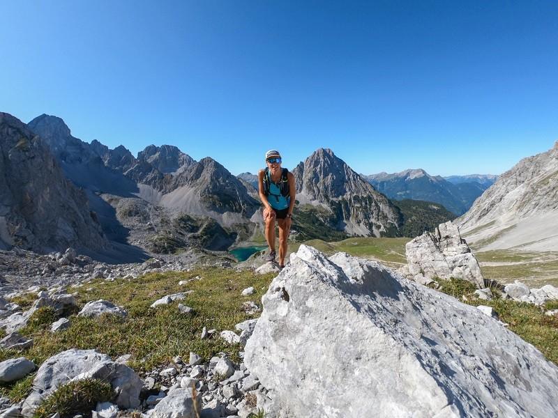 Foto von Liv Nelson: Training in den bayrischen Alpen, September 2019