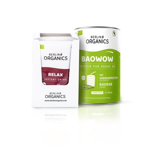 Relax Protein-Set Bio