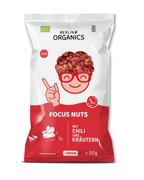 Bio FOCUS Nuts