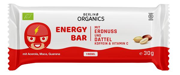 Bio ENERGY Bar (20 Stück)