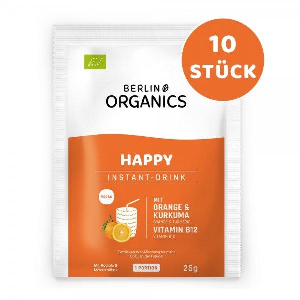 HAPPY Drink Bio (10 Stück)