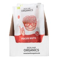 Bio FOCUS Nuts (10 Beutel)