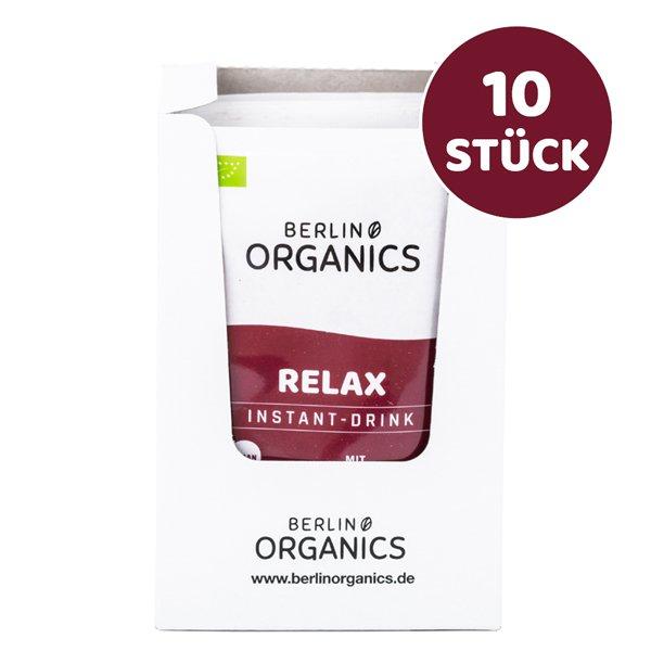 RELAX Drink Bio (10 Stück)