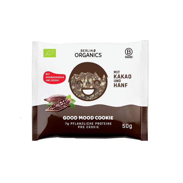 Bio GOOD MOOD Cookie (12 Stück)