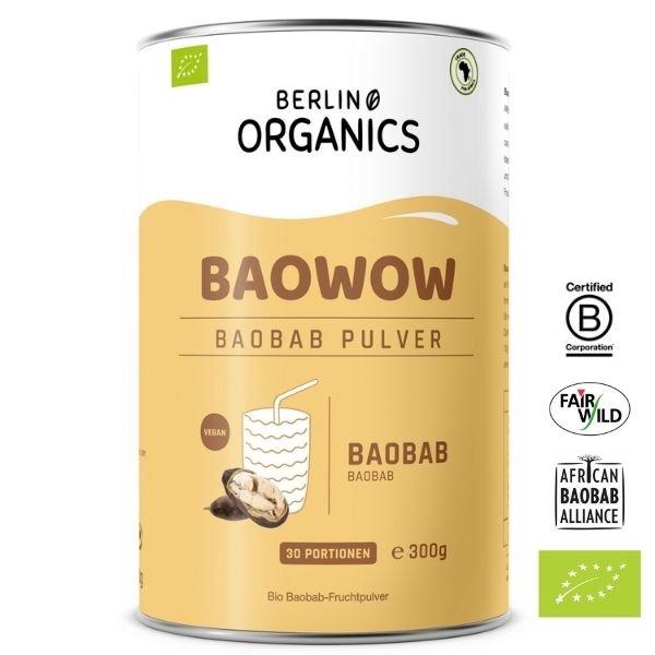 Berlin Organics Bio Baobab Pulver