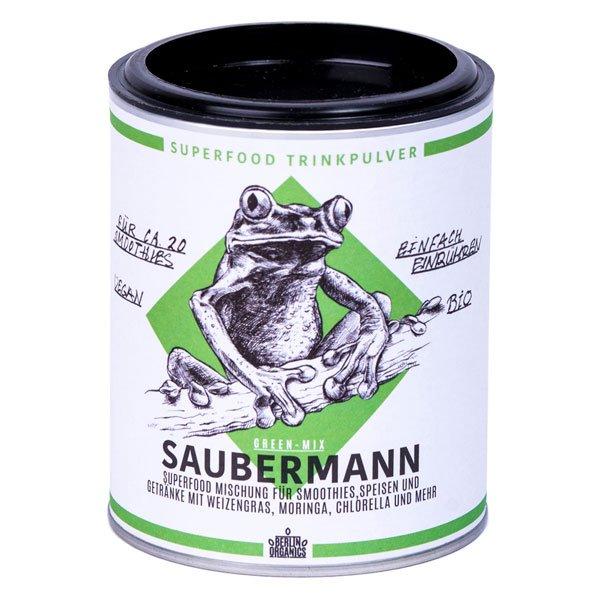 Saubermann Bio Mischung Berlin Organics