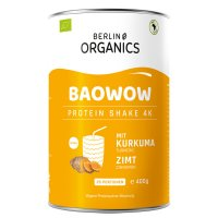 Bio Vegan Protein BAOWOW Kurkuma