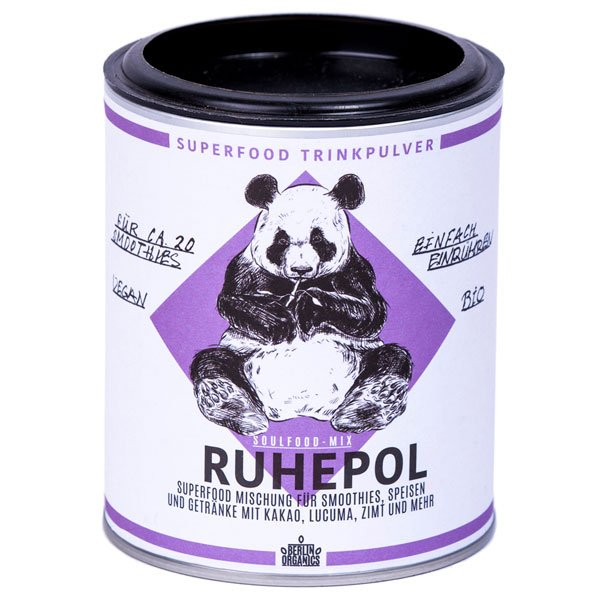 Bio Superfood Mischung Ruhepol Vegan