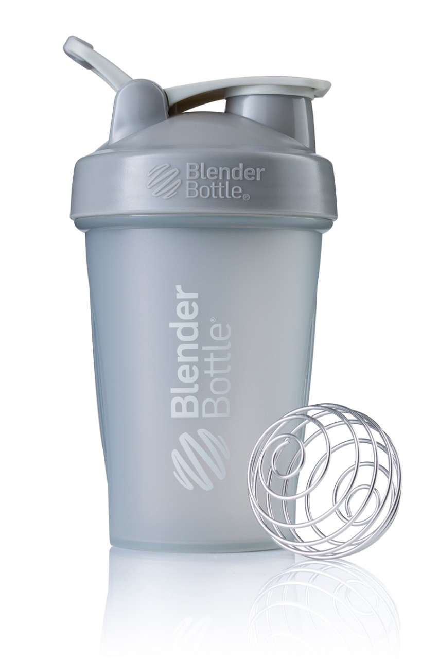 Blender Bottle Grey