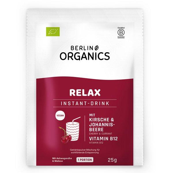 RELAX Drink Bio