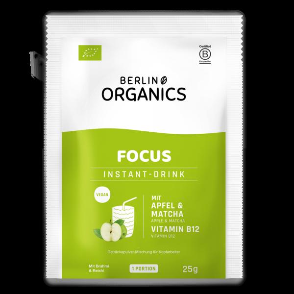 FOCUS Drink Bio