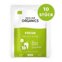 FOCUS Drink Bio (10 Stück)