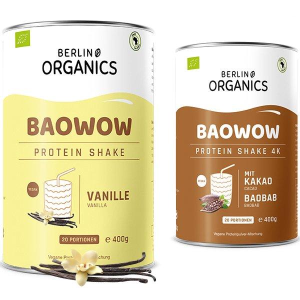Fitness Duo Bio Protein Set