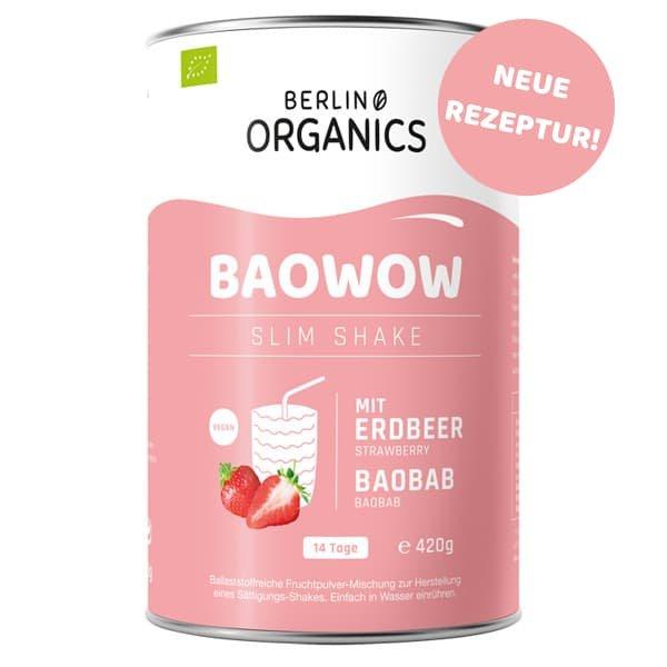 Bio Abnehmshake BAOWOW Slim