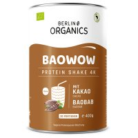 Bio Vegan Protein BAOWOW Schoko
