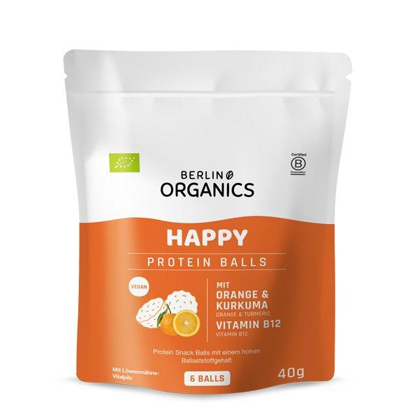 HAPPY Protein Balls
