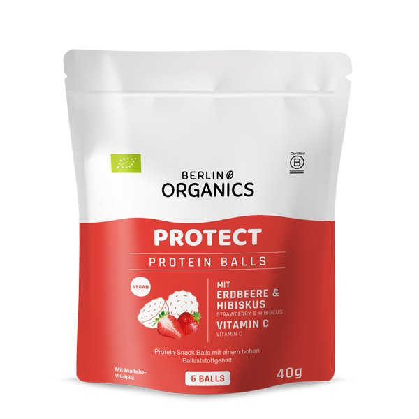 PROTECT Protein Balls