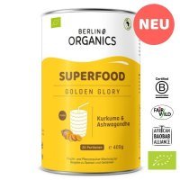 Golden Glory Bio Superfood Pulver