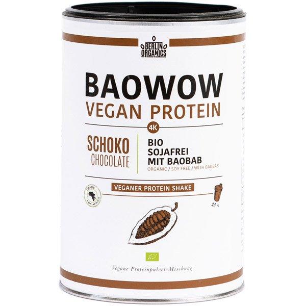 Vegane Protein Shake Schoko